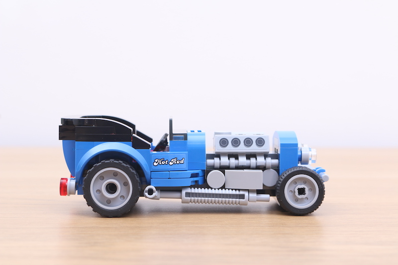 LEGO 40409 Hot Rod Review 6