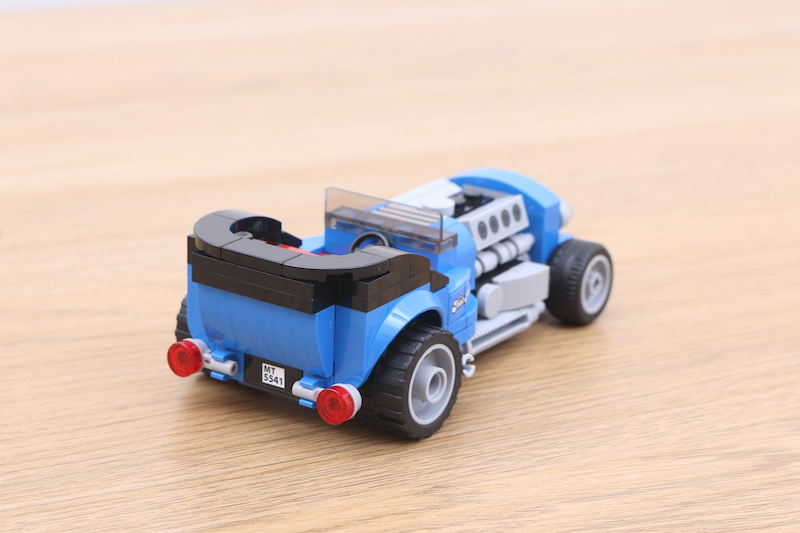 LEGO 40409 Hot Rod Review 7