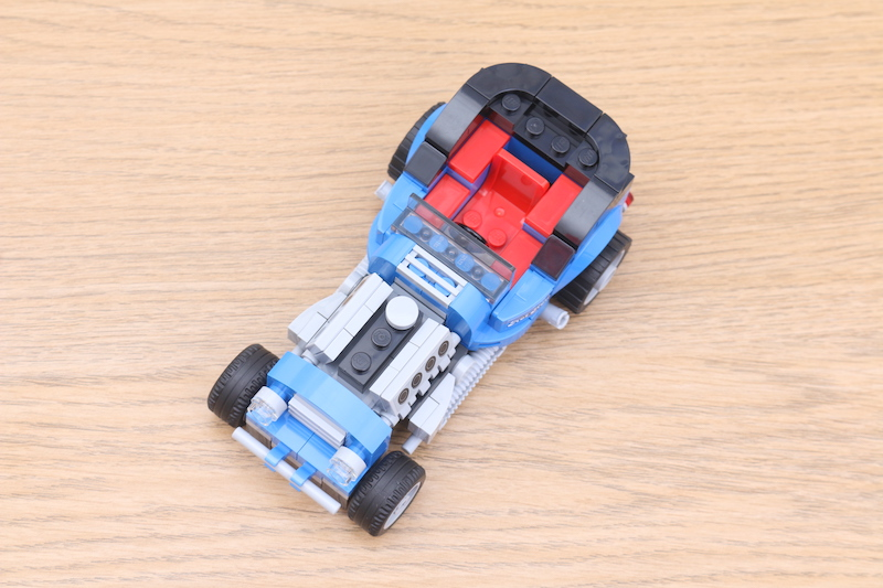 LEGO 40409 Hot Rod Review 8
