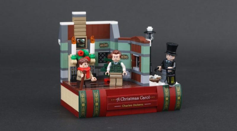 LEGO 40410 Charles Dickens Tribute featured resized