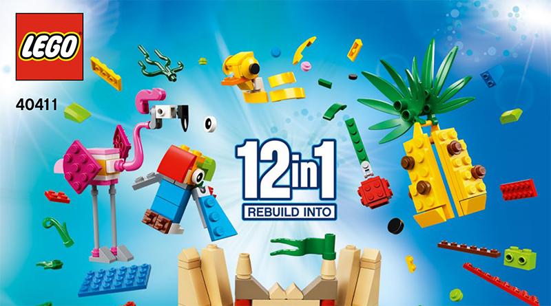LEGO 40411 12 In 1 Rebuild Featured