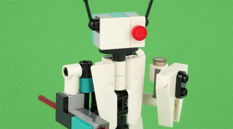 LEGO 40413 MINDSTORMS Mini Robots Featured 1