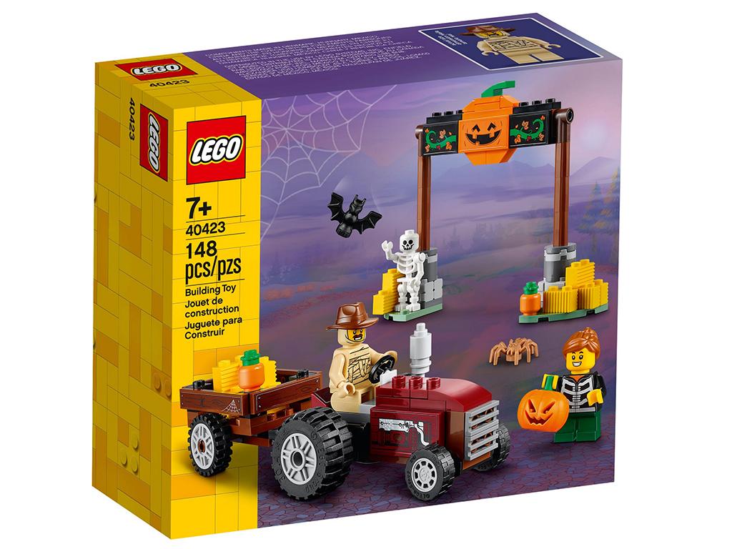LEGO 40423 Halloween Hayride 2