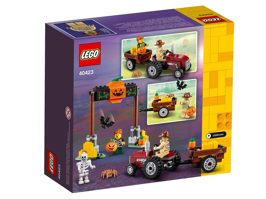 LEGO 40423 Halloween Hayride 3