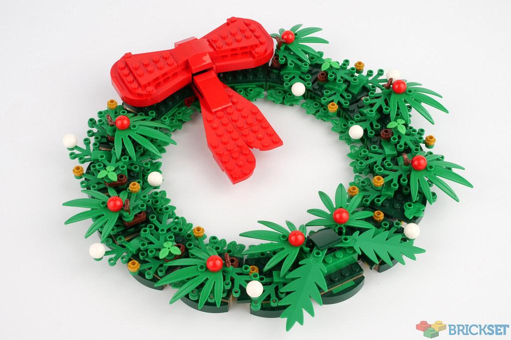 LEGO 40426 Wreath