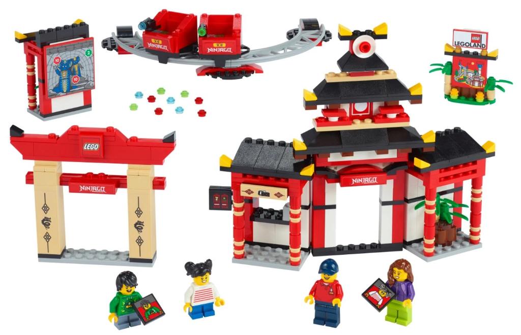 LEGO 40429 LEGOLAND NINJAGO World 1