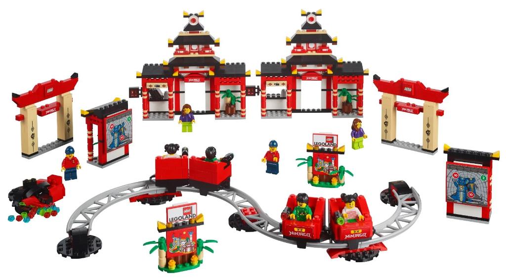 LEGO 40429 LEGOLAND NINJAGO World 2