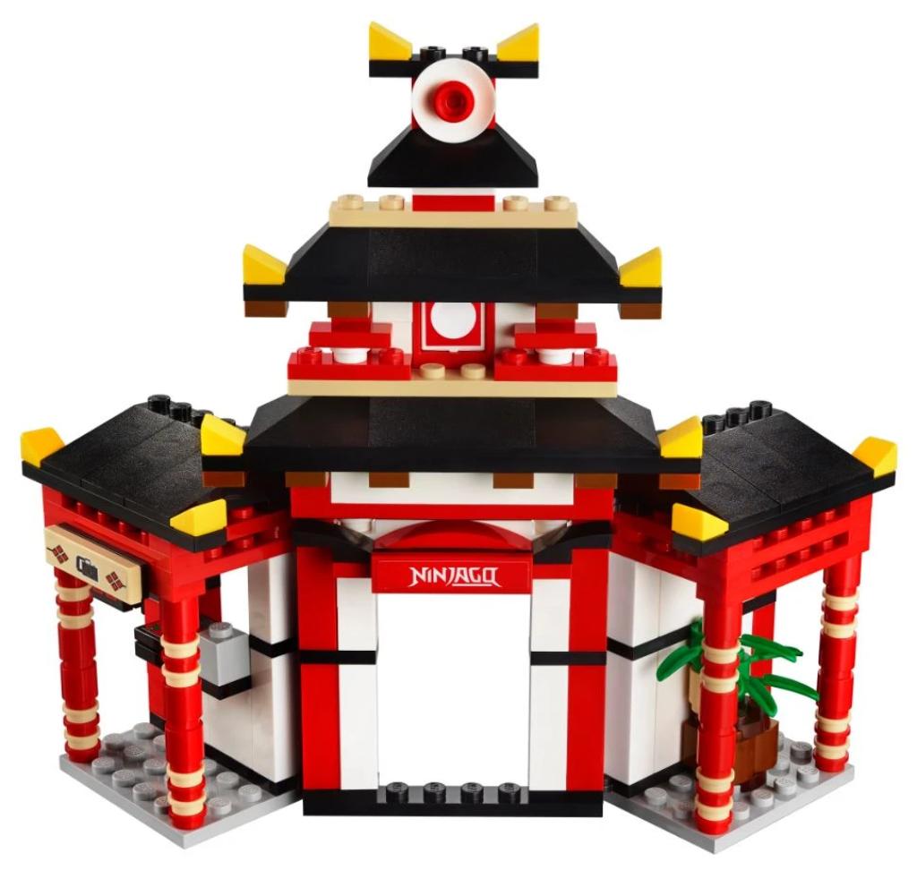 LEGO 40429 LEGOLAND NINJAGO World 3