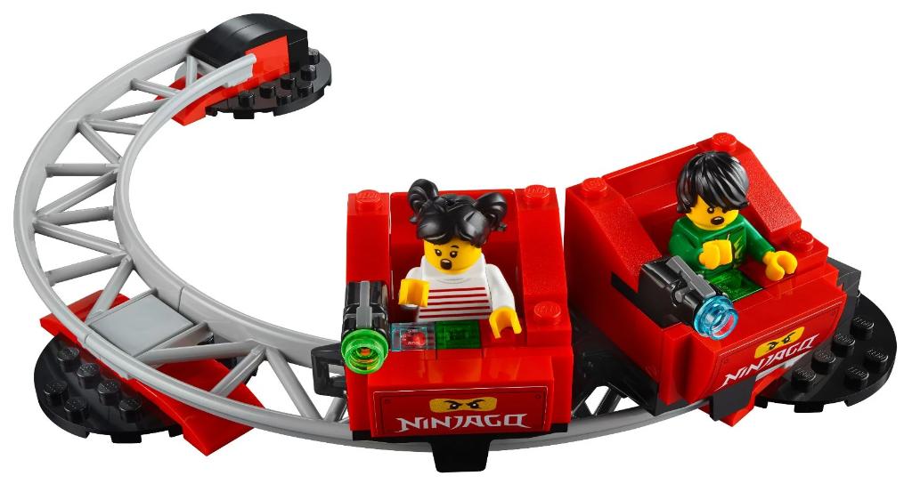 LEGO 40429 LEGOLAND NINJAGO World 4