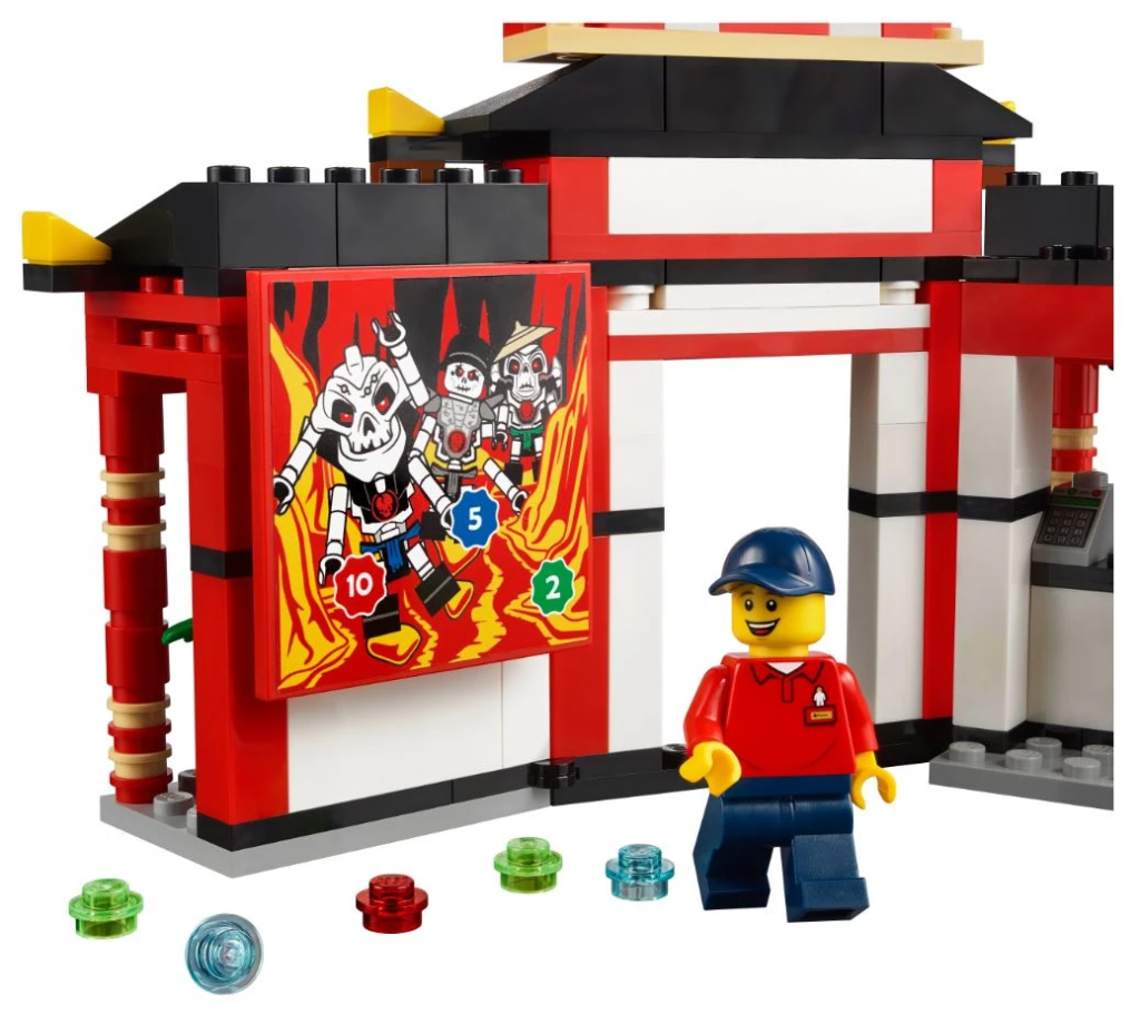 LEGO 40429 LEGOLAND NINJAGO World 5