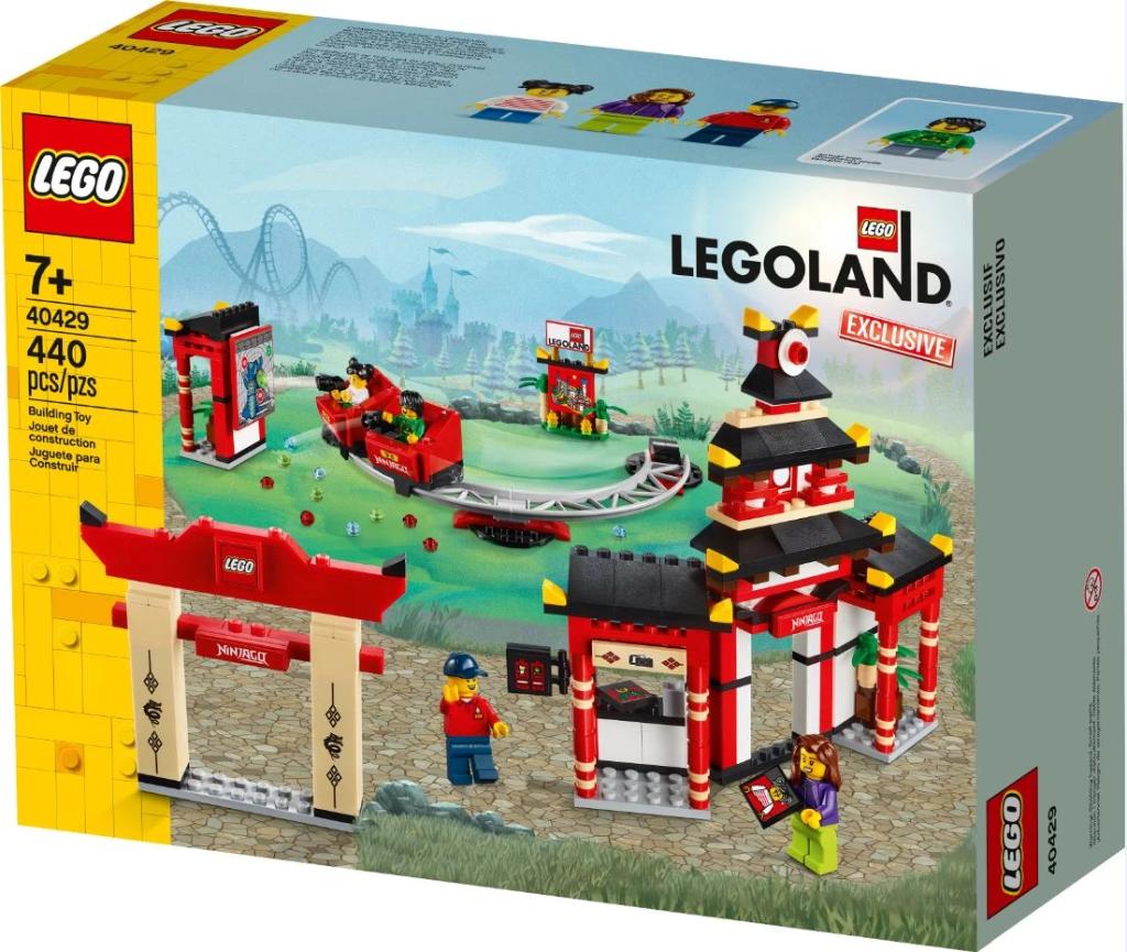 LEGO 40429 LEGOLAND NINJAGO World 6