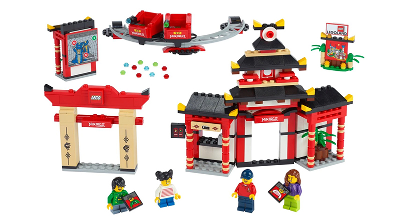 LEGO 40429 LEGOLAND NINJAGO World Featured