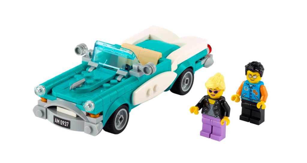 LEGO 40448 Vintage Car Full