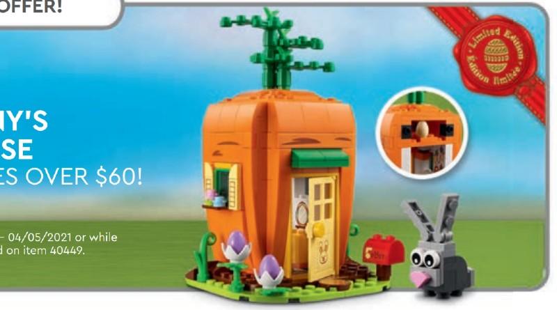 LEGO 40449 Offer Calendar Featured