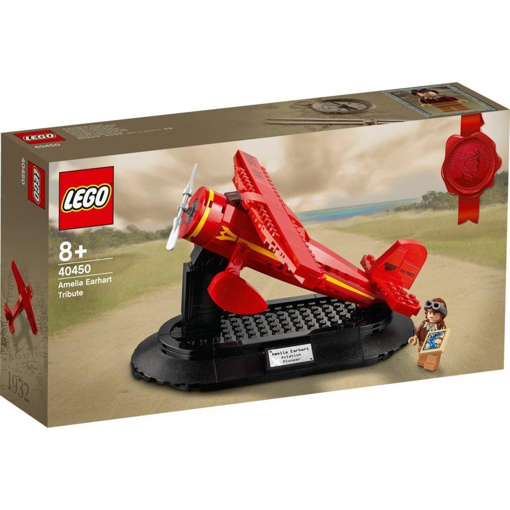 LEGO 40450 Amelia Earhart Tribute 1 1024x1024