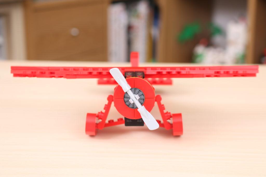 LEGO 40450 Amelia Earhart Tribute GWP Review 12