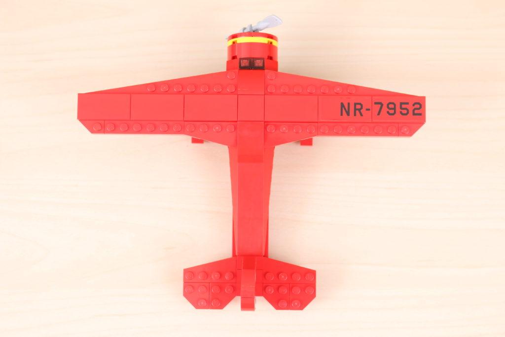LEGO 40450 Amelia Earhart Tribute GWP Review 13