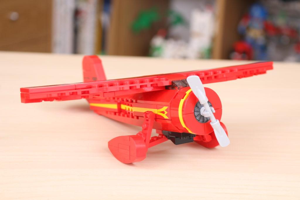 LEGO 40450 Amelia Earhart Tribute GWP Review 9