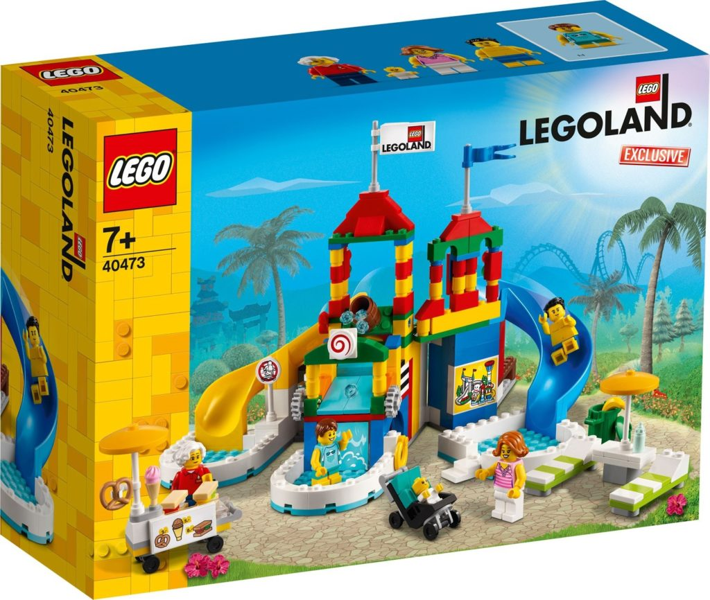 LEGO 40473 Water Park Box
