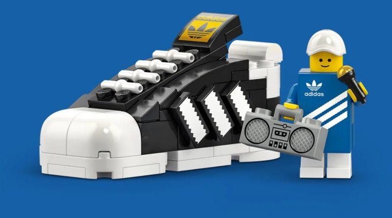 LEGO 40486 Adidas Originals Superstar banner featured