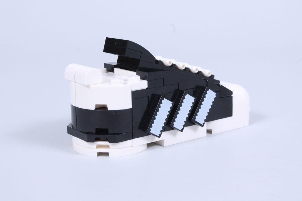 LEGO 40486 Adidas Originals Superstar review 10