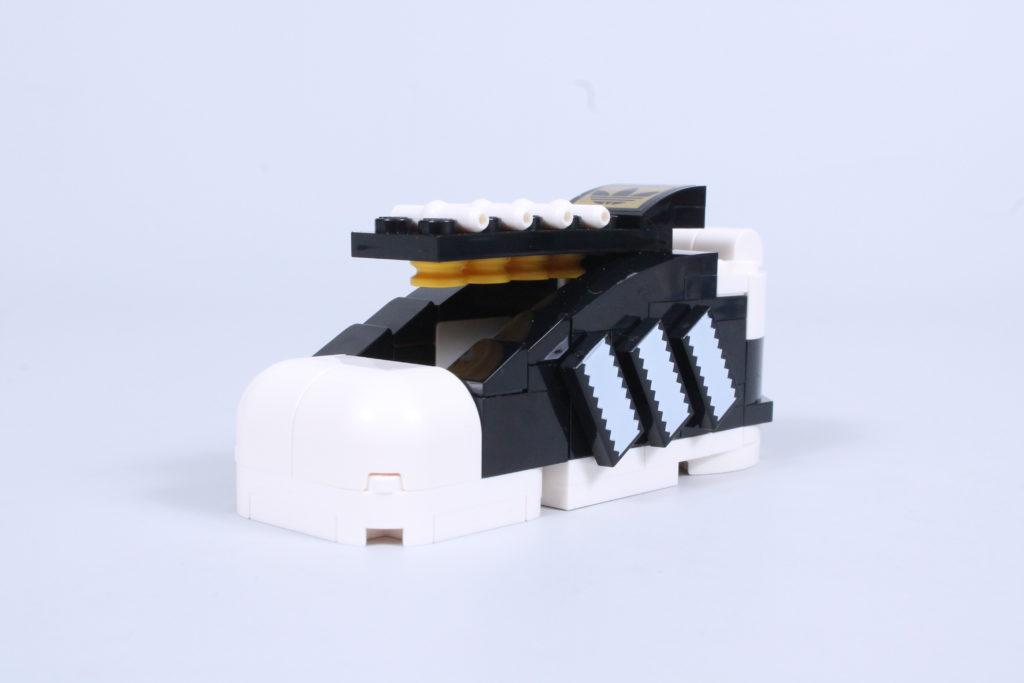 LEGO 40486 Adidas Originals Superstar review 11