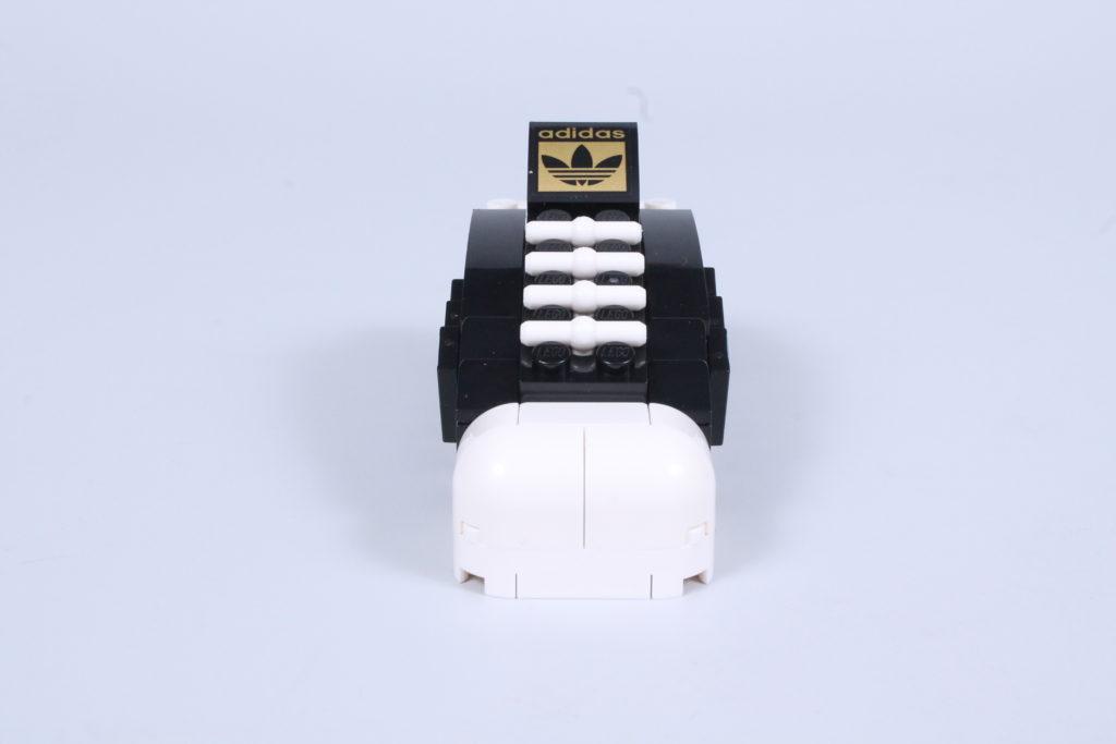 LEGO 40486 Adidas Originals Superstar review 13