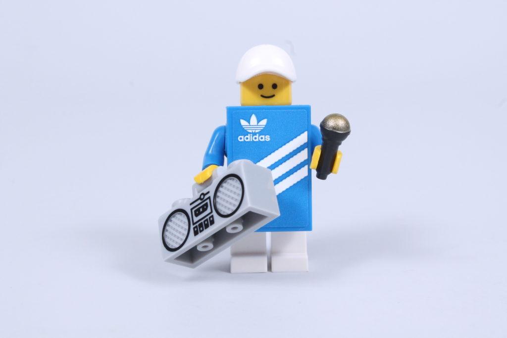 LEGO 40486 Adidas Originals Superstar review 14
