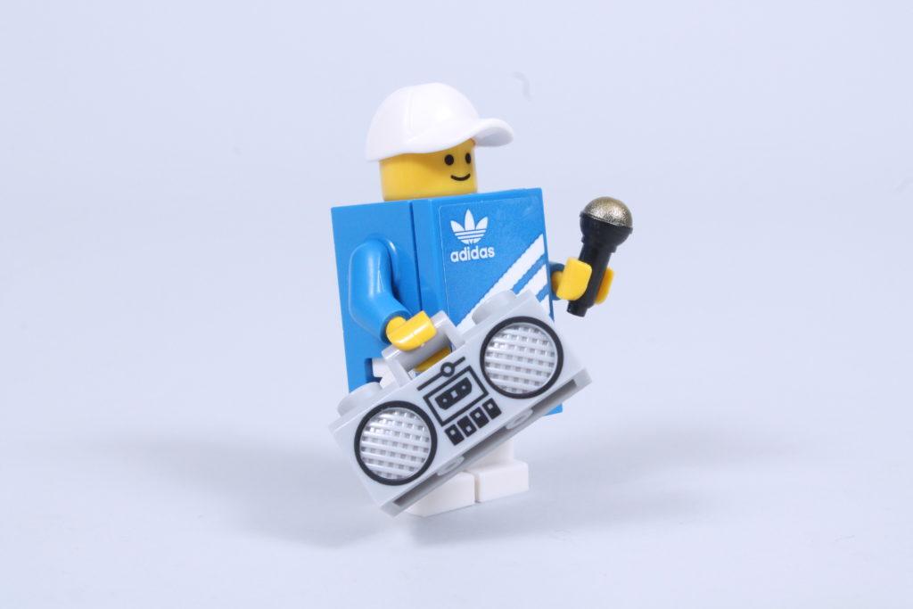 LEGO 40486 Adidas Originals Superstar review 16