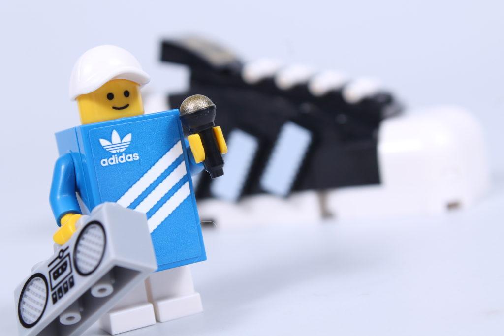 LEGO 40486 Adidas Originals Superstar review 19