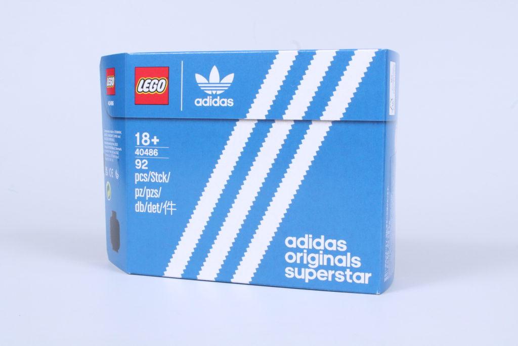 LEGO 40486 Adidas Originals Superstar review 20