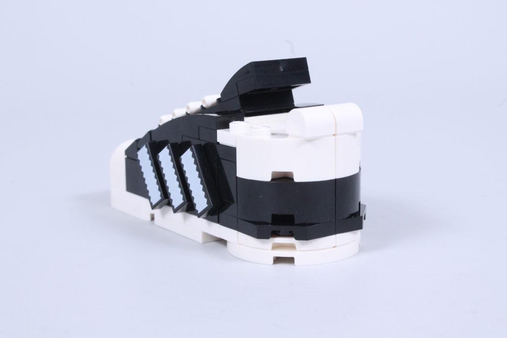 LEGO 40486 Adidas Originals Superstar review 9