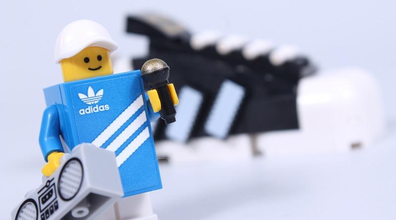 LEGO 40486 Adidas Originals Superstar Review Featured