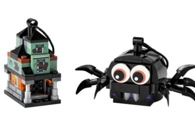 Zwei neue LEGO Halloween 2021 Sets enthüllt