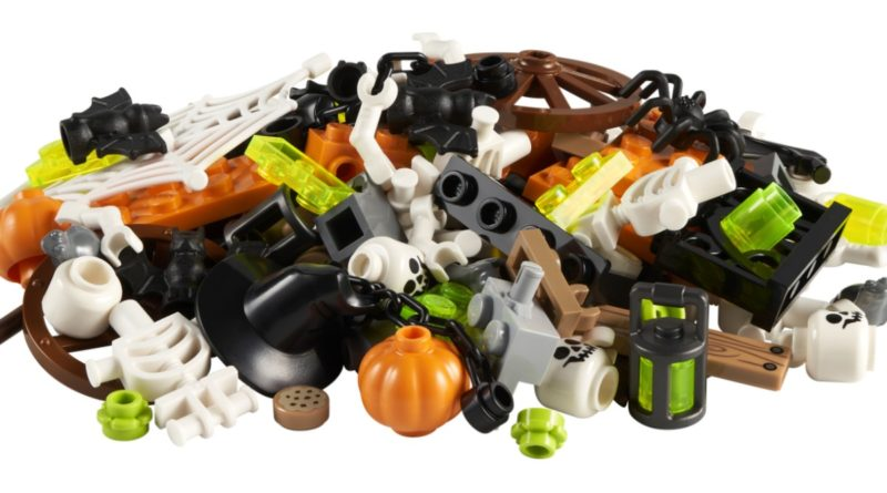 LEGO 40513 VIP addon pack Spooky featured