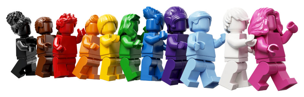 LEGO 40516 Everyone is Awesome 2