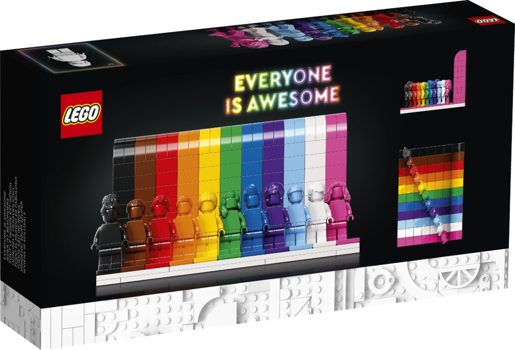 LEGO 40516 Everyone is Awesome 21