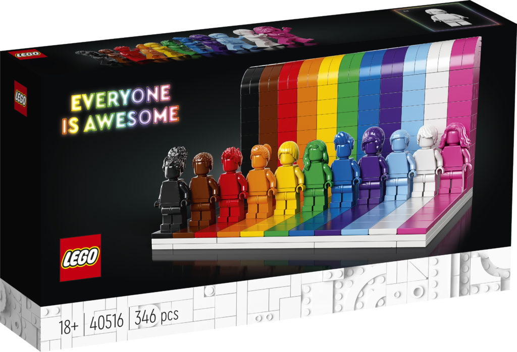LEGO 40516 Everyone is Awesome 3