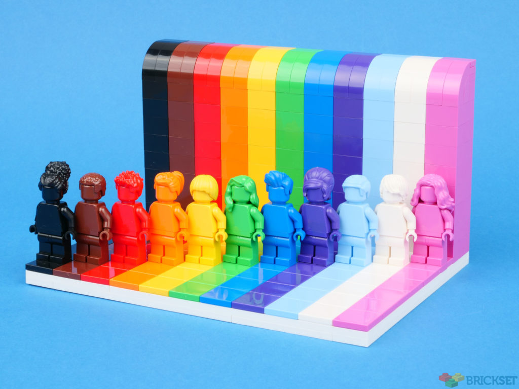 LEGO 40516 Everyone is Awesome Brickset review 2
