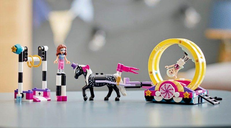LEGO 41686 Magical Acrobatics featured