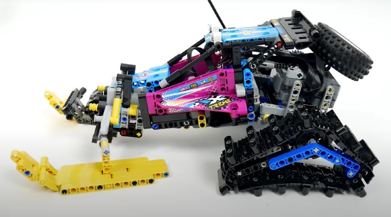 LEGO 42124 Buggy Technic Snow Mod Featured