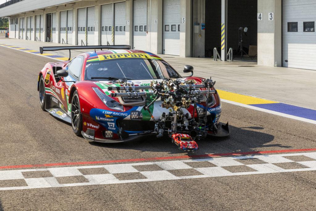 LEGO 42125 Ferrari fastest circuit 1
