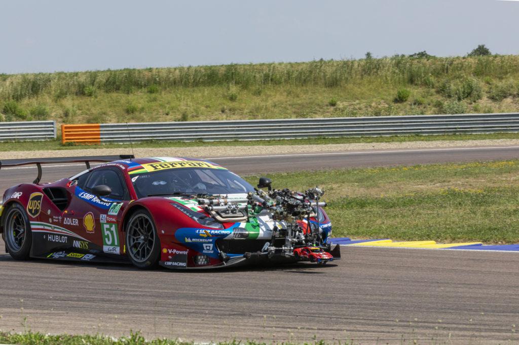 LEGO 42125 Ferrari fastest circuit 2