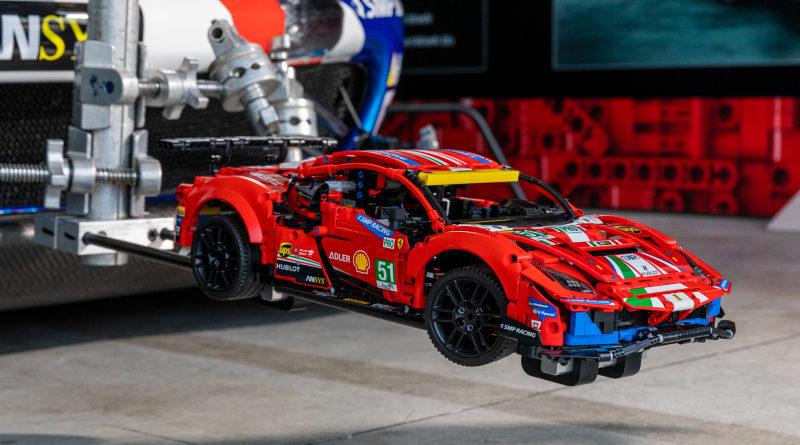 LEGO 42125 Ferrari fastest circuit featured
