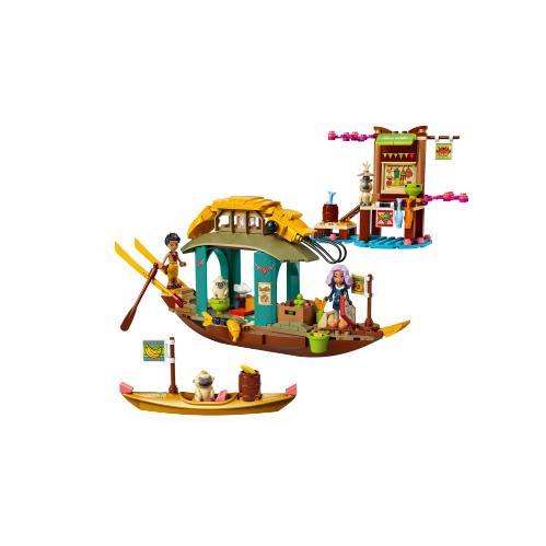 LEGO 43185 Bouns Boat Box Contents