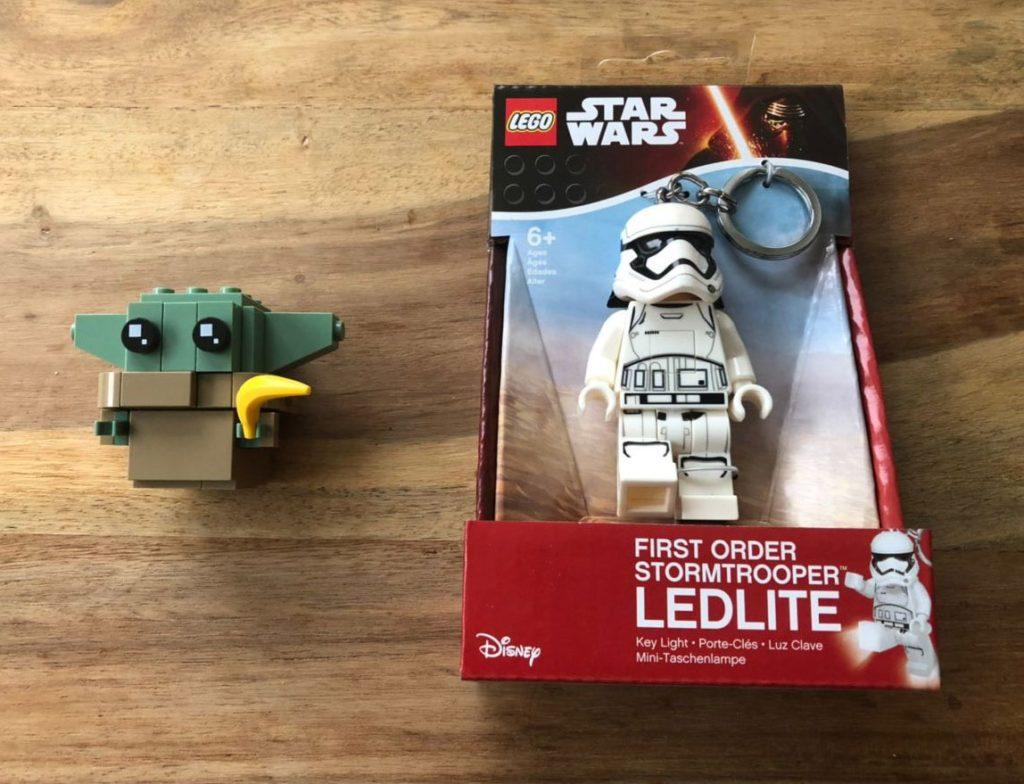LEGO 5005341 First Order Stormtrooper Key Light