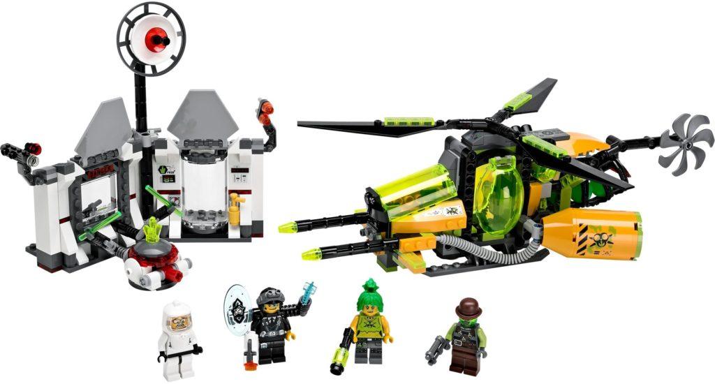 LEGO 70163 Toxikita toxic meltdown
