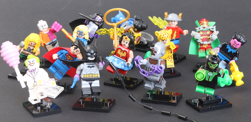 LEGO 71026 DC Super Heroes Collectible Minifigures