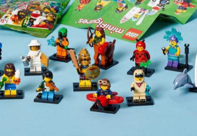 Rumoured descriptions for LEGO Collectible Minifigures Series 22