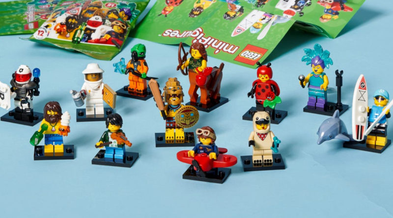 LEGO 71029 Collectible Minifigures Series 21 lifestyle resized featured